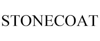 STONECOAT trademark