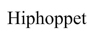 HIPHOPPET trademark
