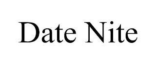 DATE NITE trademark