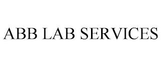 ABB LAB SERVICES trademark
