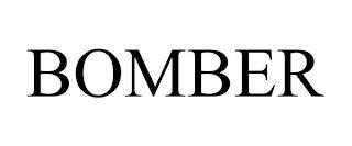 BOMBER trademark