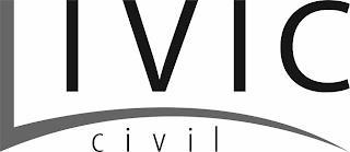 LIVIC CIVIL trademark