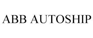 ABB AUTOSHIP trademark