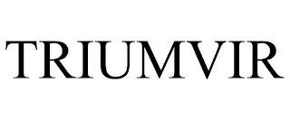 TRIUMVIR trademark