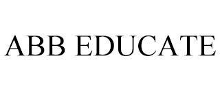 ABB EDUCATE trademark