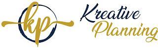 KP KREATIVE PLANNING trademark