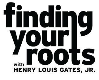 FINDING YOUR ROOTS WITH HENRY LOUIS GATES, JR. trademark
