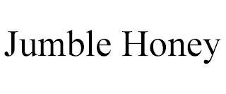 JUMBLE HONEY trademark