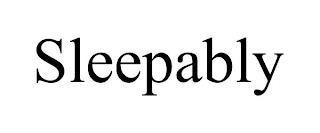 SLEEPABLY trademark