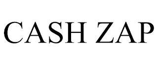 CASH ZAP trademark
