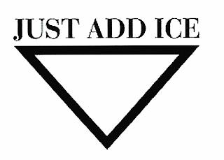 JUST ADD ICE trademark