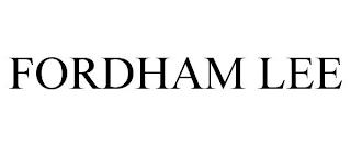 FORDHAM LEE trademark