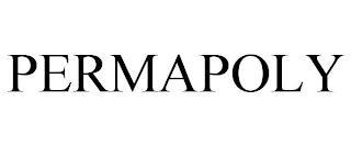 PERMAPOLY trademark