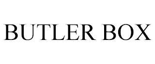 BUTLER BOX trademark