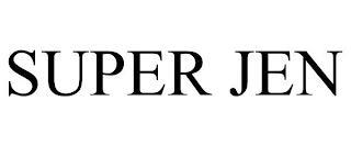 SUPER JEN trademark