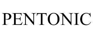 PENTONIC trademark