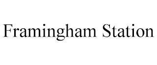 FRAMINGHAM STATION trademark