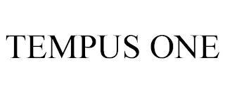 TEMPUS ONE trademark