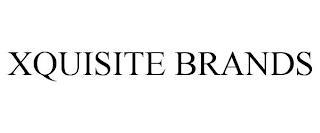 XQUISITE BRANDS trademark
