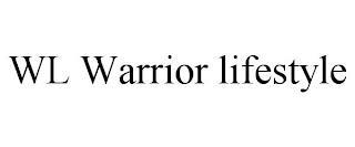 WL WARRIOR LIFESTYLE trademark