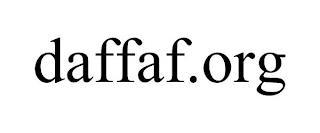 DAFFAF.ORG trademark