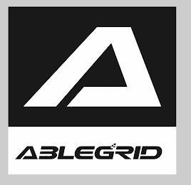 A ABLEGRID trademark