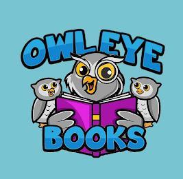 OWL EYE BOOKS trademark