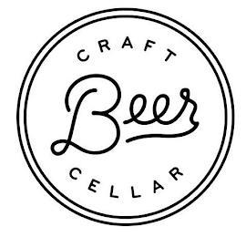 CRAFT BEER CELLAR trademark