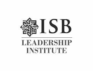 ISB LEADERSHIP INSTITUTE trademark