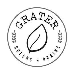 GRATER GREENS & GRAINS trademark