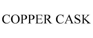 COPPER CASK trademark