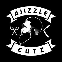 AJIZZLE CUTZ trademark
