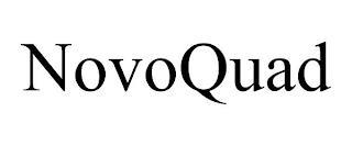 NOVOQUAD trademark