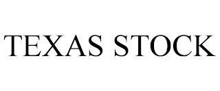 TEXAS STOCK trademark