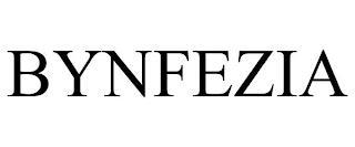 BYNFEZIA trademark