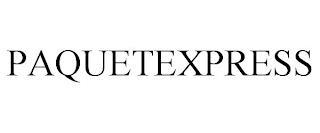 PAQUETEXPRESS trademark