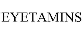 EYETAMINS trademark