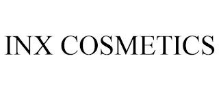 INX COSMETICS trademark