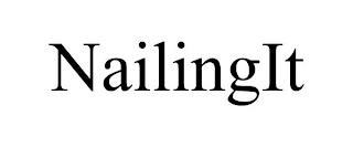 NAILINGIT trademark