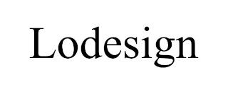 LODESIGN trademark