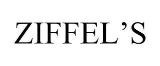 ZIFFEL'S trademark