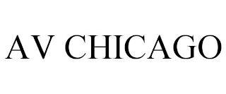 AV CHICAGO trademark
