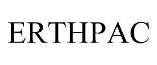 ERTHPAC trademark