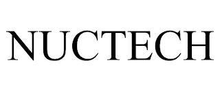 NUCTECH trademark