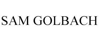 SAM GOLBACH trademark