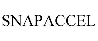 SNAPACCEL trademark