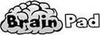 BRAIN PAD trademark