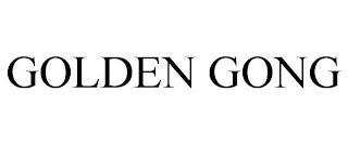 GOLDEN GONG trademark