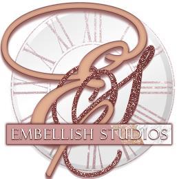 ES EMBELLISH STUDIOS trademark