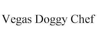 VEGAS DOGGY CHEF trademark